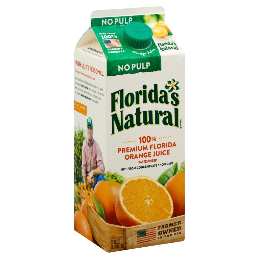 Floridas Natural Orange Juice Printable Coupons